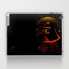 Selfportrait Laptop & iPad Skin