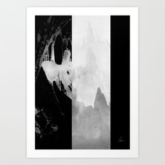 Dark Cloud Art Print