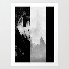 Dark Cloud Art Print