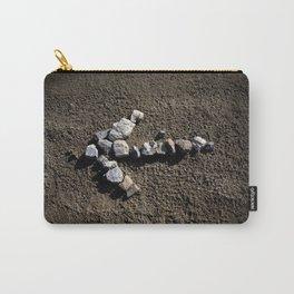 Stone arrow Carry-All Pouch
