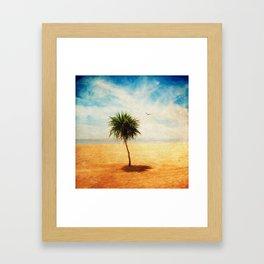 midday Framed Art Print