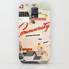 Community Slim Case Galaxy S5