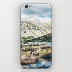 Mountain Lake 4 iPhone & iPod Skin
