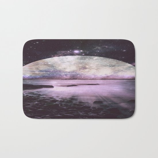 Mystic Lake Lavender Bath Mat