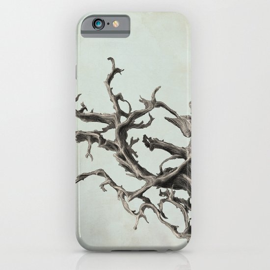 Spirits of the Driftwood iPhone & iPod Case