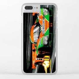 Mazda 787B, 1991 Le Mans winner Clear iPhone Case