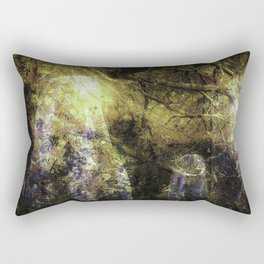 Standing Stones; Echoes of The Ancients Rectangular Pillow