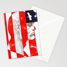 Oh, Captain. My Captain. Stationery Cards