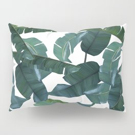 Banana Leaf Decor #society6 #decor #buyart Pillow Sham