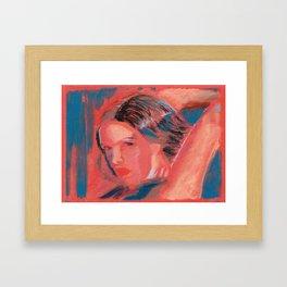 Chouchou 1 Framed Art Print