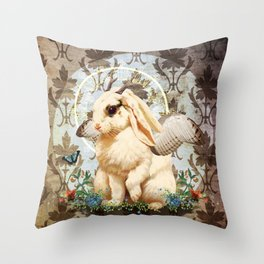 Cutie Dew Throw Pillow