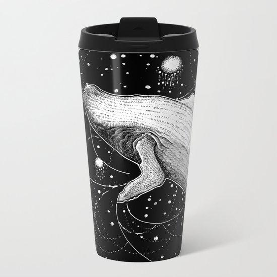 Leviathan Metal Travel Mug