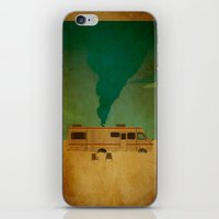 breaking iPhone & iPod Skins featuring Cooking by Danny Haas