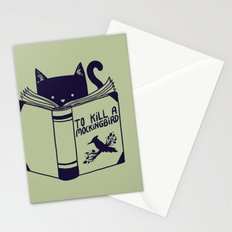 How To Kill a Mockingbird Stationery Cards