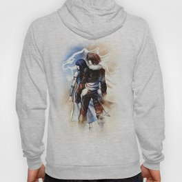 Squall and Rinoa - Griever Hoody