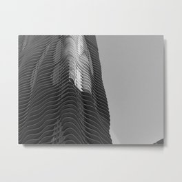 lost in architecture 2. Metal Print