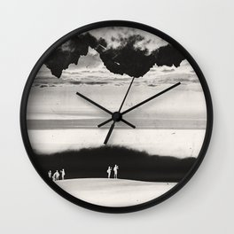 Moments Wall Clock