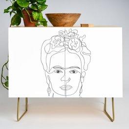 Doña Frida Kahlo Credenza
