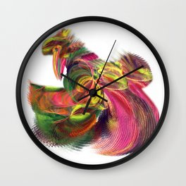 Sun cock-dervish Wall Clock