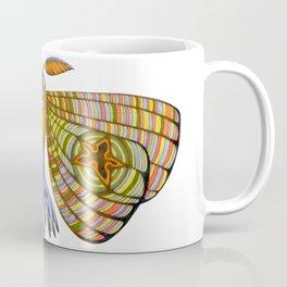 circus moth (ORIGINAL SOLD). Coffee Mug