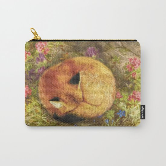 The Cozy Fox Carry-All Pouch