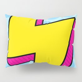 Lightning Pop Pillow Sham