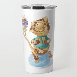 Camelot & Bee Travel Mug