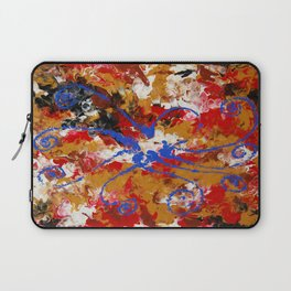 Murky Reef Laptop Sleeve