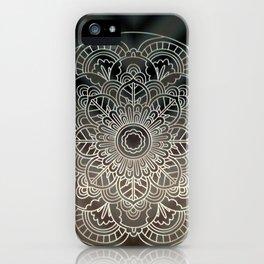 Light Mandala iPhone Case