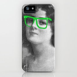 Josephine is a Hipster iPhone Case