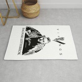Vinkings - Ragnar Lothbrok Rug