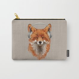 The Musical Fox Carry-All Pouch