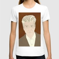 lynch T-shirts featuring LYNCH by Itxaso Beistegui Illustrations