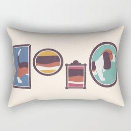 The Portrait Rectangular Pillow