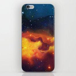 Fantasy Space Nebula 2 iPhone Skin