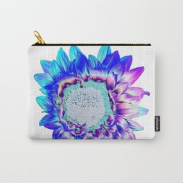 Colour Metallic Sunflower Carry-All Pouch