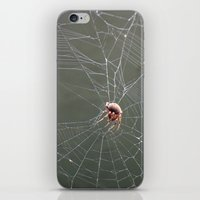 architect iPhone & iPod Skins featuring abstract architect by Sarah Knight
