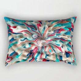 Weird Surface Rectangular Pillow