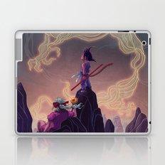 Dragonball - The Journey Begins Laptop & iPad Skin