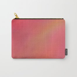 Red Blurred Carry-All Pouch
