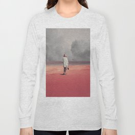 Watching you Leave me. Didn't want to Long Sleeve T-shirt