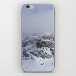 Mountains in June iPhone Skin