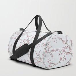 SAKURA LOVE - GRUNGE WHITE Duffle Bag