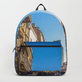 French Quarter Streets Backpack