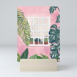 Window to Paradise Mini Art Print
