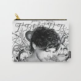 Tattoos - L Carry-All Pouch