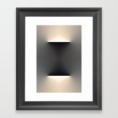 Tempo Framed Art Print