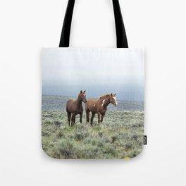 Wild Horses - Steens No. 1 Tote Bag