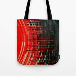 sonic weapon Tote Bag