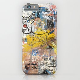 Enfant Terrible iPhone Case